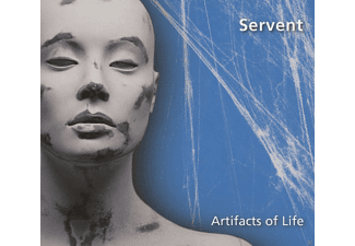 Servent - Artifacts Of Life [CD]