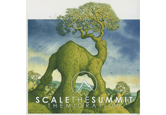 Scale The Summit - The Migration - (CD)