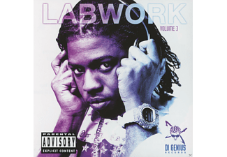 VARIOUS - Labwork Vol.3 - (CD)
