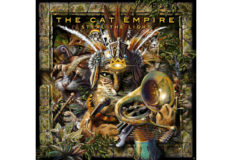The Cat Empire - Steal The Light - (CD)