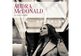 Audra Mcdonald - Go Back Home - (CD)