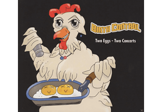 Birth Control - Two Eggs-Two Concerts - The Ultimate Live Collection - (CD)