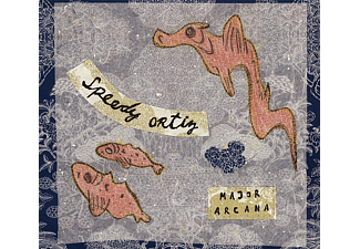 Speedy Ortiz - Major Arcana - (CD)