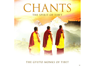 Gyuto Monks Of Tibet - Chants - The Spirit Of Tibet [CD]