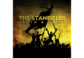 The Stanfields - Death & Taxes - (CD)