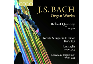 Robert Quinney - Organ Works Vol. II - (CD)