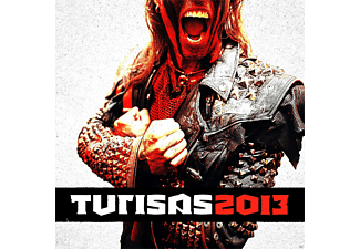 Turisas - TURISAS2013 (LIMITED DIGIPAK EDITION) [CD]