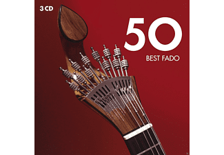 VARIOUS - 50 Best Fado - (CD)