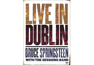 Bruce Springsteen - LIVE IN DUBLIN [DVD-Video]