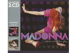 Madonna - CONFESSIONS ON A DANCE FLOOR/LIKE A VIRGIN - (CD)