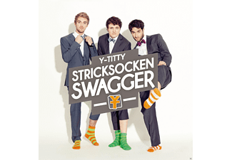 Y-Titty - STRICKSOCKEN SWAGGER - (CD)