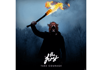 First - Take Courage - (CD)