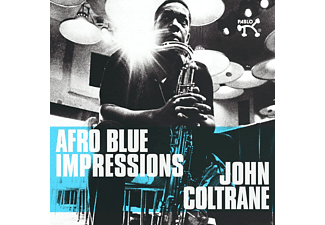 John Coltrane - Afro Blue Impressions (Remastered & Expanded) [CD]