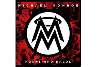 Michael Monroe - Horns And Halos - (CD)