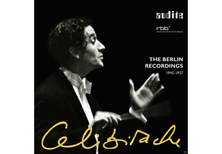 Sergiu Celibidache - The Berlin Recordings 1945-1957 - (CD)