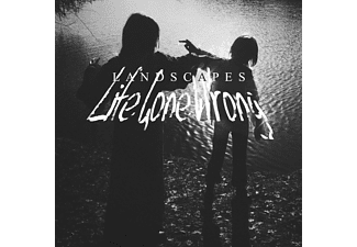 Landscapes - Life Gone Wrong [CD]