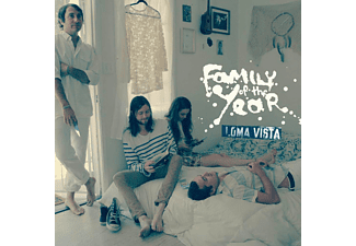 Family Of The Year - LOMA VISTA - (CD)