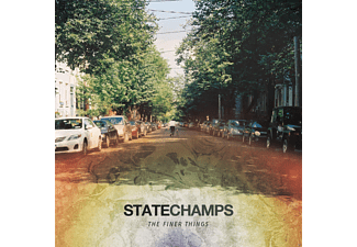 State Champs - The Finer Things - (CD)