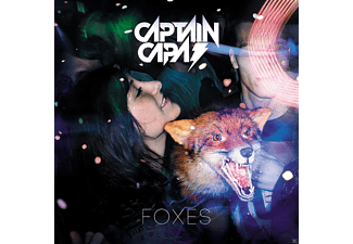 Captain Capa - Foxes - (CD)