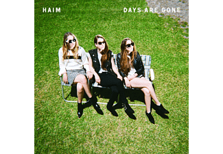 Haïm - DAYS ARE GONE - (CD)