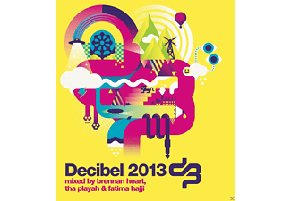 VARIOUS - Decibel 2013 - (CD)