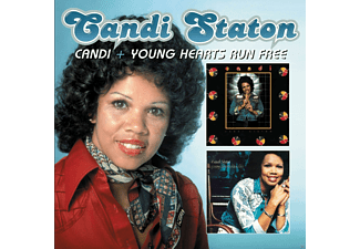 Candi Staton - Candi + Young Hearts Run Free [CD]