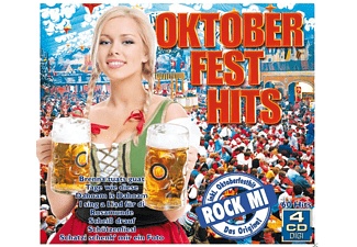 VARIOUS - Oktoberfesthits (Inkl. Rock Mi) (4 Cd Box) - (CD)