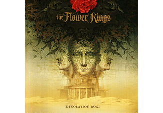 The Flower Kings - DESOLATION ROSE - (CD)