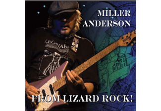 Miller Anderson - From Lizard Rock! [CD]