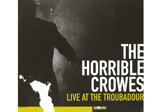 The Horrible Crowes - Live At The Troubadour - (CD + DVD)