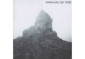 Minor Alps - Get There - (CD)