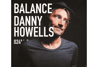 VARIOUS - Balance 024 Mixed By Danny How - (CD)