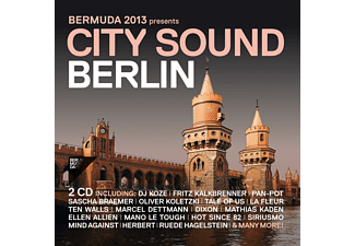 VARIOUS - City Sound Berlin 2013 (BerMuD - (CD)