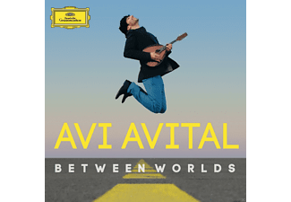 Avi Avital - Between Worlds [CD]