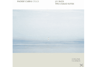 Phoebe Carrai - The 6 Cello Suites - (CD)
