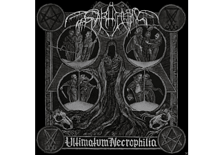 Svarttjern - Ultimatum Necrophilia - (CD)