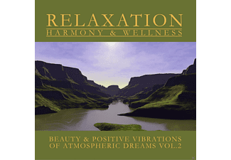 WELLNESS-ORCHESTER - Atmospheric Dreams Vol.2 - (CD)