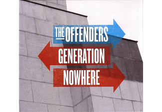 Offenders - Generation Nowhere - (CD)