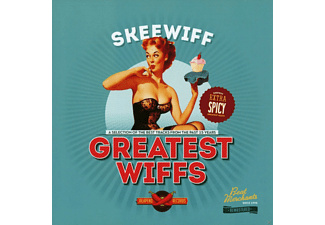 Skeewiff - Greatest Wiffs - (CD)