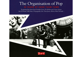 VARIOUS - Organisation Of Pop - 30 Years Of Ztt - (CD)