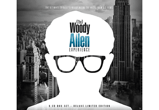 VARIOUS - The Woody Allen Experience-Ultimate Tribute [CD]