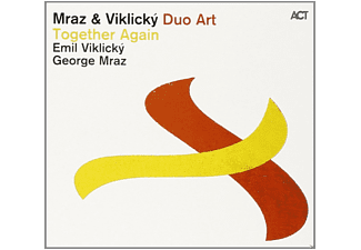 George Mraz, Emil Viklicky - Together Again - (CD)