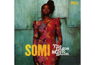 Somi - The Lagos Music Salon [CD]