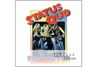 Status Quo - Piledriver (Deluxe Edition) - (CD)