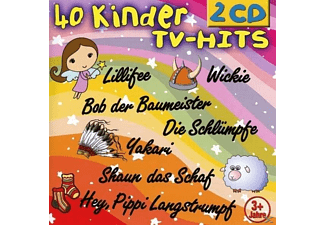 The Countdownkids - 40 Kinder Tv-Hits - (CD)