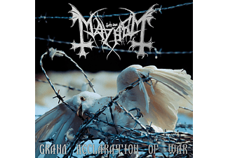 Mayhem - Grand Declaration Of War (Re-Release) [Doppel-Cd] - (CD)