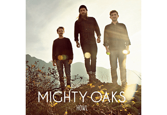 Mighty Oaks - Howl (Jewel Case) - (CD)