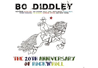 Bo Diddley - 20th Anniversary Of Rock'n Roll [CD]