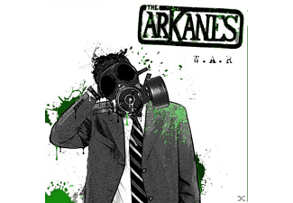 The Arkanes - W.A.R. - (CD)