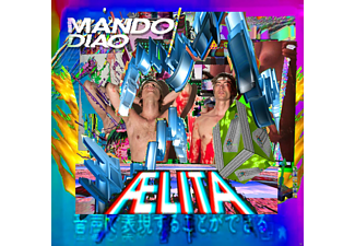 Mando Diao - Aelita  (Ltd.Special Edt.Inkl.3 Live Tracks) - (CD)